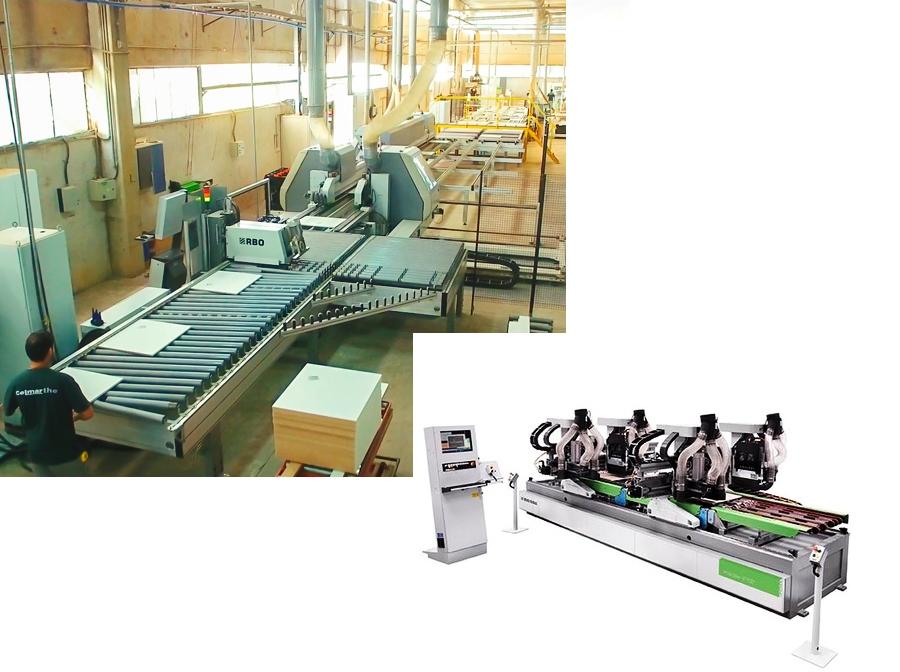 Móveis Planejados SP » Aquisição de novas máquinas importadas